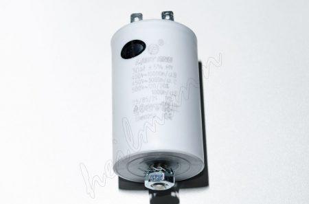 Kondenzátor 450 V 30,0 mF sarus + csavar Ø40x95mm.