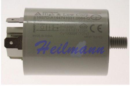 Zavarszűrő kondenzátor   BEKO 2827980400 (rendelésre)