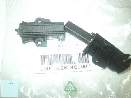 Szénkefe tartóval 2db/cs. 5x12,5x35,5mm. # Electrolux - Zanussi - AEG 50265481007 RIGHT - ZANUSSI 50221778009 #
