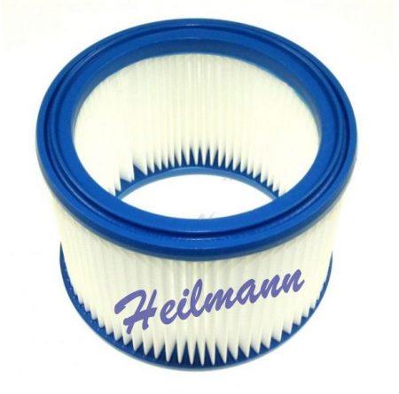 Porszívó hepa filter NILFISK 302000490 # D185X140MM PET , ATTIX3001PC (rendelésre) #