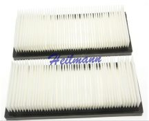 Porszívó hepa filter NILFISK ATTIX3001PC , 302002842 2db./dob.