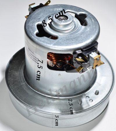 Porszívó motor kicsi 1800 W univerzális fémházas