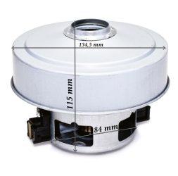 Porszívó motor 1400W Samsung univerzális # fémházas, szélkeréknél csőrrel (pontos illeszkedés), ( VCM- K40HU , VCM-K40HUAA , VCM-K30, )  DJ3100005H helyettesítője (030)#