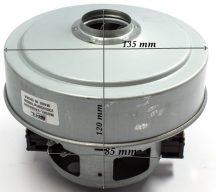 Porszívó motor 1800 W univerzális  fémházas  Samsung  P.: SC84 60-80  Pl.: SC4780 ; SC4321 ; SC84 60-80 (A mérete megegyezik 554-13 cikkszámú termékkel)