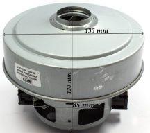 Porszívó motor 1800 W univerzális  fémházas  Samsung ( VCM - K70GU helyett )  P.: SC84 60-80  Pl.: ; SC84 60-80 (A mérete megegyezik 554-13 cikkszámú termékkel)
