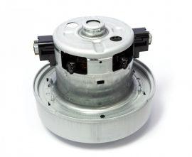 Porszívó motor Samsung 1800W fémházas DJ31-00067P # eredeti, gyári Ø34MM. Ø134MM, magasság: 120MM.  230V, 50/60HZ.  VCM -K70GUAA #