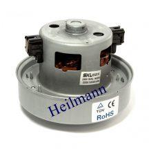 Porszívó motor 1400W univerzális, kicsi # Ø33,5MM. magasság: 105MM, Ø134,5MM. 230V, 50HZ. (031)#