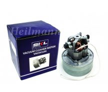 Porszívó motor 1200W univerzális # magasság: 160MM, Ø144MM. 1200W, 230V, 50HZ. (041)#