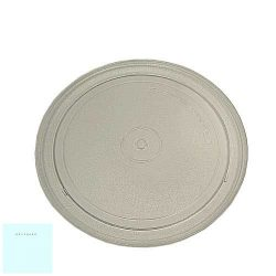Mikrohullámú forgó tányér Átmérő: 27,2 cm.  481246678398 WHIRLPOOL/INDESIT; SHARP 480120101083