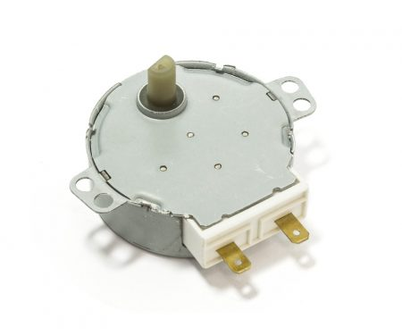 Mikróhullámú sütőhöz tányér motor 21 V 3W  4/5rpm  d = 6,5 mm