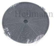 Gorenje - Mora páraelszívó szén szűrő (aktív szénszűrő, 2,1cm, 15,8cm)   614076 ; 716845 (rendelésre)