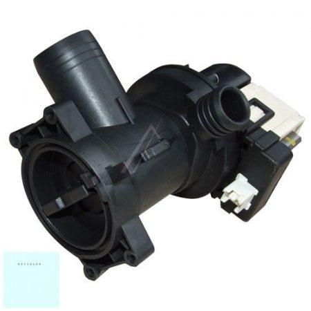 Whirlpool mosógép lúgszivattyú + szűrő + ház elöltöltős mosógéphez 480111101014 ; 481010584942