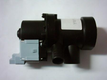 Whirlpool lúgszivattyú + szűrő + ház felültöltős mosógéphez Askoll motorral. AWG