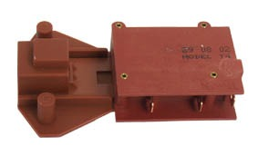 Whirlpool bimetálos ajtózár (Ignis Phil)ZV-445 T 4