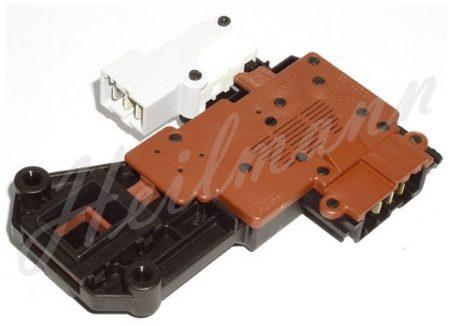 Whirlpool mosógép bimetálos ajtózár, ajtókapcsoló  481228058019 Pl.: AWM 6105