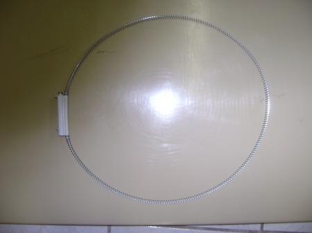 Whirlpool üstszájgumit rögzítő rugó (felültöltős) 481249298037 (rendelésre)