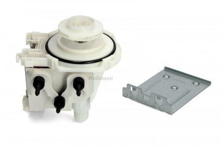 Whirlpool mosogatógép keringető szivattyú , főmotor (480140100848) - (480140102395) (  480140102397 )  eredeti gyári Pl.: ADP4547 ; ADP 4108/1 WH ; ADP 6332 IX