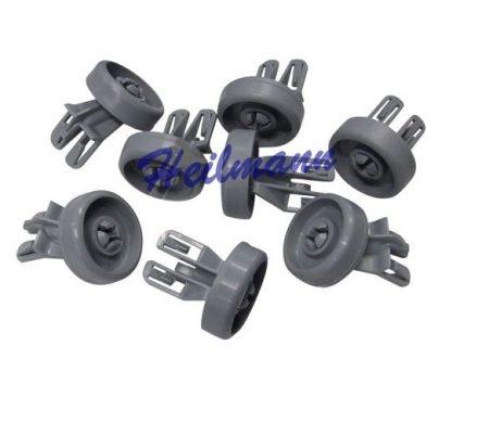 Whirlpool mosogatógép alsó kosár görgő  8 db/cs. 481252888112 Pl.: ADP 4108/1 WH