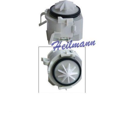 Bosch mosogatógép lúgszivattyú 54V 00611332 # Siemens, gyári ( ürítő szivattyú ) #