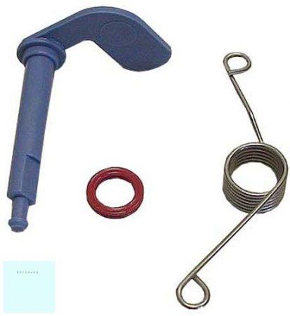 Bosh - Siemens  mosogatógép mosószertartó kidobó rugó  készlet 00166630 # gyári #