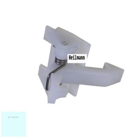 Bosch - Siemens ajtózár ( körmös kampó )  BSH 001836080 komplett zár  Pl.: WM10A163 BY