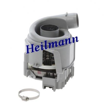 Bosch - Siemens mosogatógép keringető szivattyú + fűtés 00755078 eredeti, gyári Pl.: SMV53L80EU/45 ; SPS50E82EU/36
