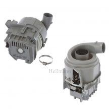 Bosch - Siemens mosogatógép keringető szivattyú + fűtés 12014980 eredeti.