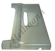 Indesit fagyasztó fiók előlap LXH 430X197   C00283745  Pl.: UFAAN400 ; UFAN400