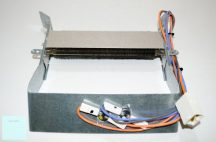 Indesit mosó - szárítógéphez fűtőbetét  2300 W  klixonnal szerelve. Rendelésre!