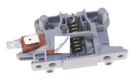 Indesit - Ariston mosogatógép ajtózár IDL60EU  C00195887 # 362097-118765 gyári , 482000023522 Pl.: LFZ338AIX/HA ; DI630A ; DVG621WH #
