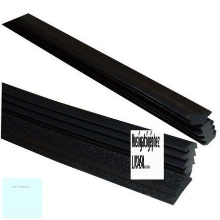 Indesit - Ariston mosogatógép ajtó gumi tömítés C00141316     # LVS450.... egyes típusaihoz (pl.: D41 , IDE44 - 45 ; LS248TEU #