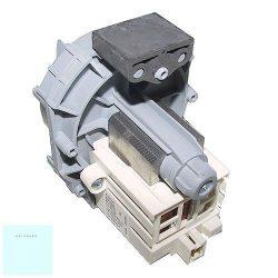 Indesit - Ariston mosogatógép szivattyú ( keringető ) , főmotor  C00256523  ; C00302800 ; C00303737 # C00302796 eredeti, DFG051 EU  (60W) Pl.: DSG573 #