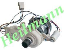Indesit - Ariston mosogatógép szivattyú ( keringető ) , főmotor komplett LI672A C00115896 eredeti, gyári (rendelésre)