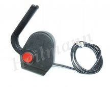 Elektromos fűnyíró kapcsoló MKF-16   250 V  8 A  vezetékkel