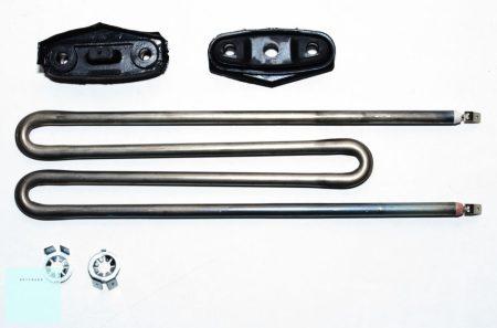 Miele mosógép fűtőbetét 2100W, 230V. 295x225mm. 6260481 - 82 - 6260483 Pl.: W149