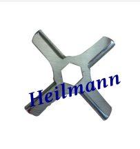 Moulinex HV húsdaráló négyélű kés (6 szögletű lyukkal, eredeti HV2 egyes tip.) MS-4775250